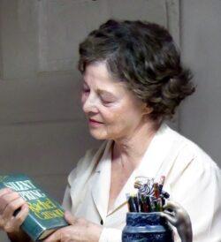 Pat Jordan Performing As Rachel Carson