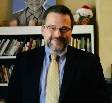 Welcome Rev. David Messner